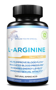Lunva L-Arginine Dietary Supplement