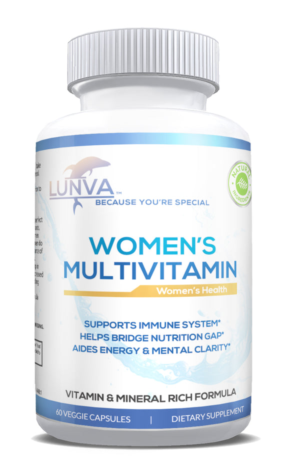 Lunva Multivitamin for Women Dietary Supplement