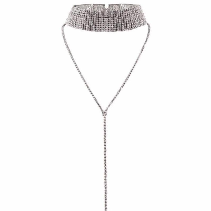 Diane Diamond Choker
