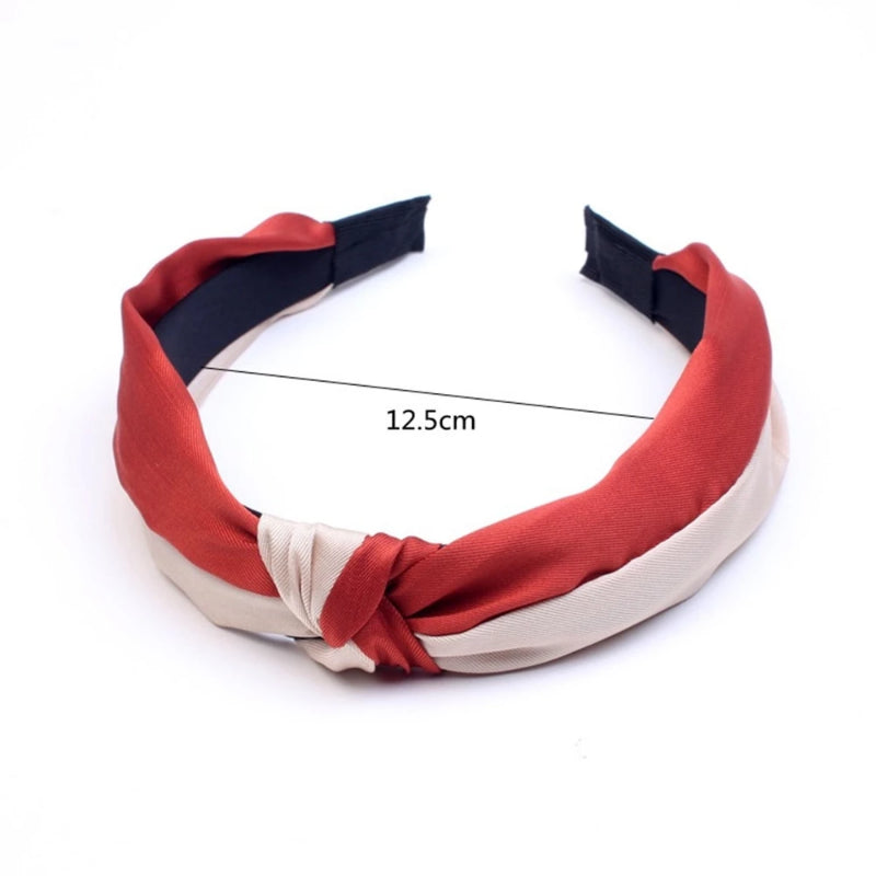 Two-Color Hairband