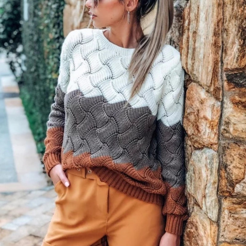 Coming Weather Sweater