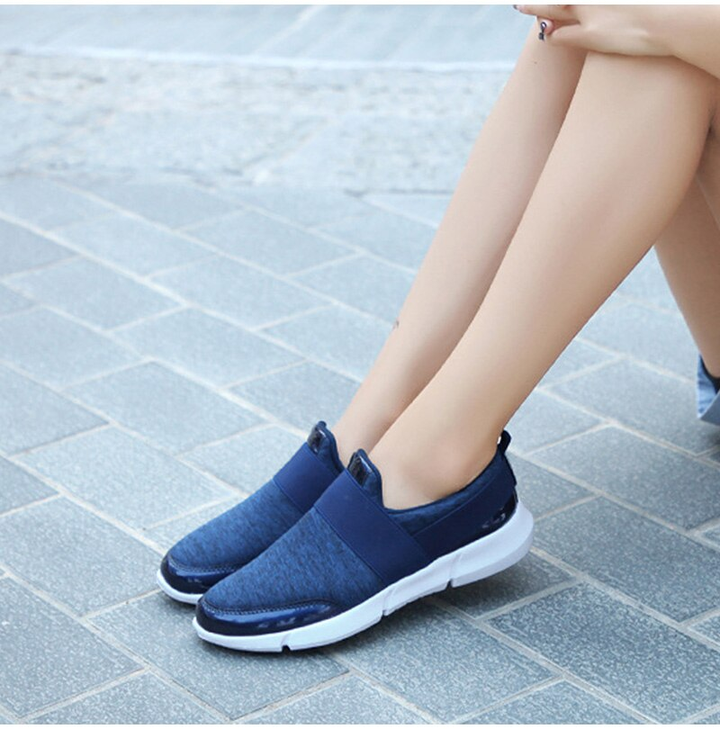 Breathable Stretch Loafers