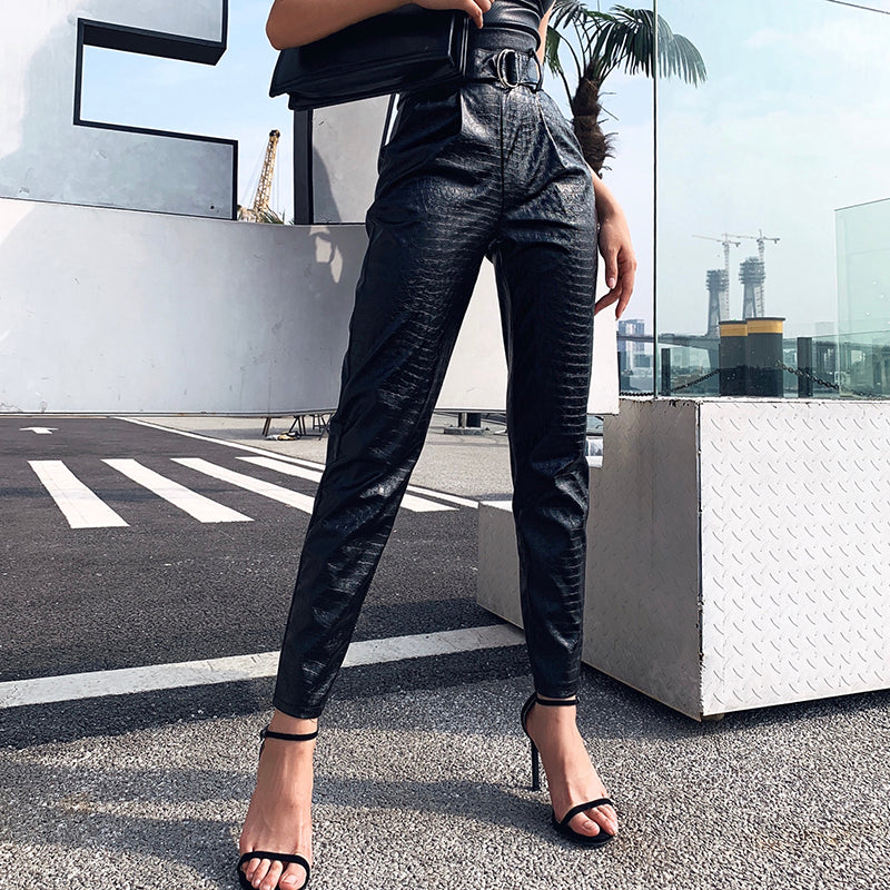 Elegant Black Pants