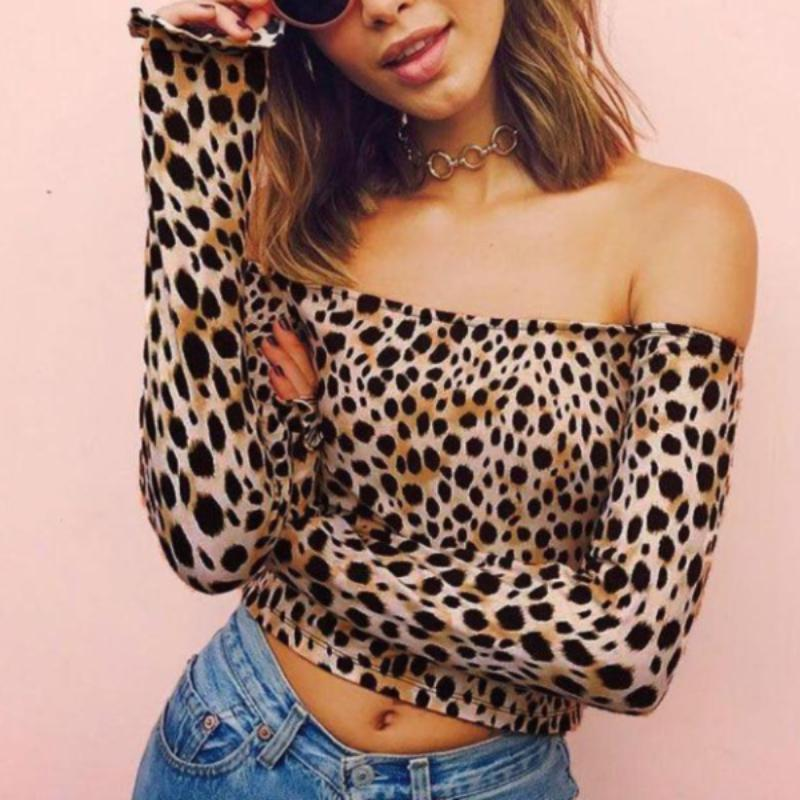 Wild Off Shoulder Top