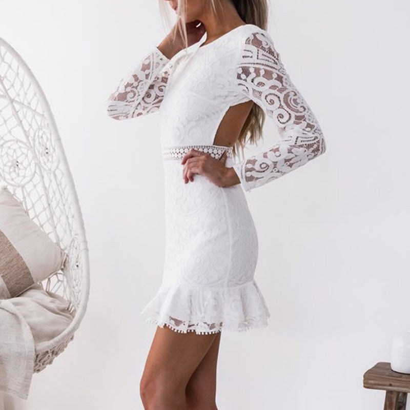 White Cloud Dress