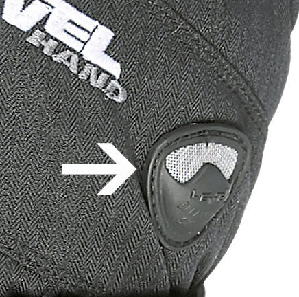 "What is the ""Air Vent"" on LEVEL snowboard gloves and What does it do?"