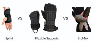 Different Snowboard Wrist Guard Designs, and Which is Best for You