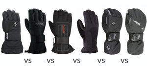 The Best Snowboard Gloves with Wrist Guards - Top Models Compared