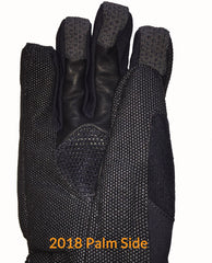 Palm Side of Level Super Pipe Snowboard Gloves