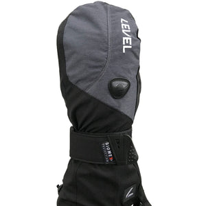 LEVEL Fly Snowboard Mittens with Wrist Guards | LEVEL BioMex Gloves