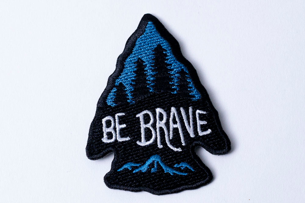 Be Brave Patch