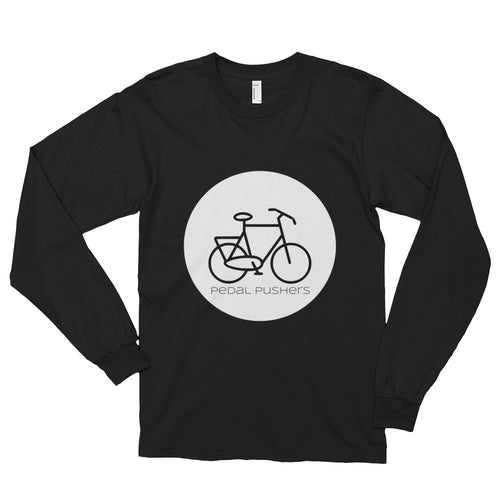 Pedal Pushers Long sleeve t-shirt (unisex) - BikeMondo