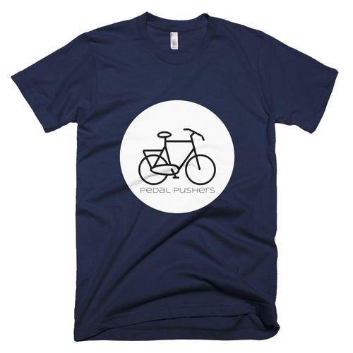 Pedal Pushers Short-Sleeve T-Shirt - BikeMondo