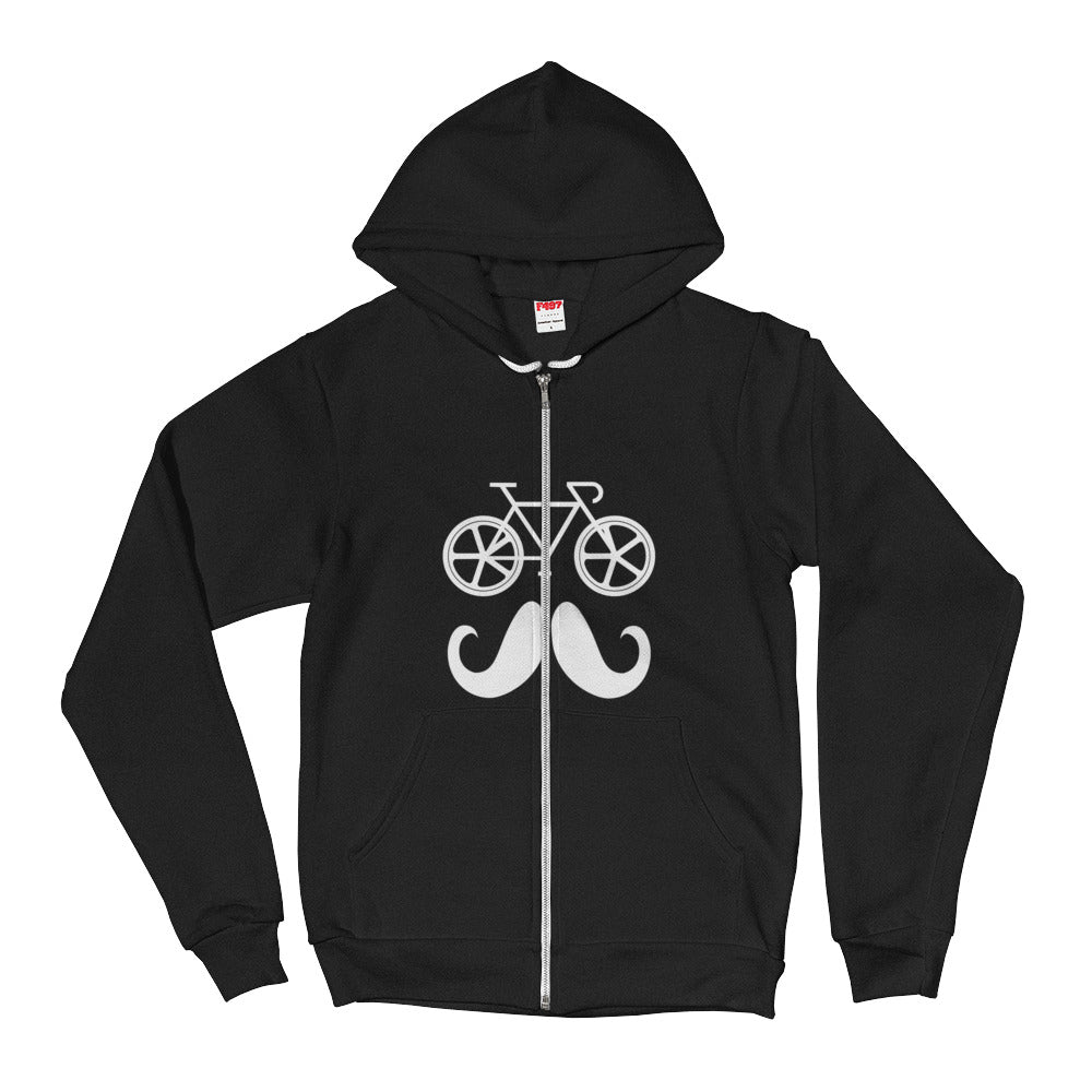 Cycling M | Hoodie sweater - BikeMondo