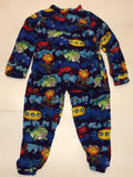 Kids Blue Ocean Aquatic Finding Dori Fleece PJ's Pajamas Gift Birthday Children Toddler Baby