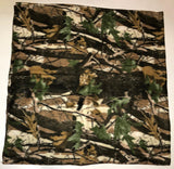 "ZooFleece Green Tree Snow White Camo Camouflage Hunting Sport Fleece 60X60"" Blanket Quilt Throw Linen Best Friend Gift Birthday"