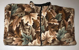 ZooFleece Reversible Fleece Oak Leaf Tree Camouflage Jacket Winter Warm Hunting Hunt Ugly Sweater Funny Sweater Christmas xmas