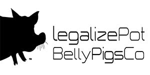 Legalize Pot belly Pigs