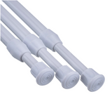 "VbyPam Tension Rod | Adjustable Organising Tension Rod Pack of 3 (12"" - 20"")"