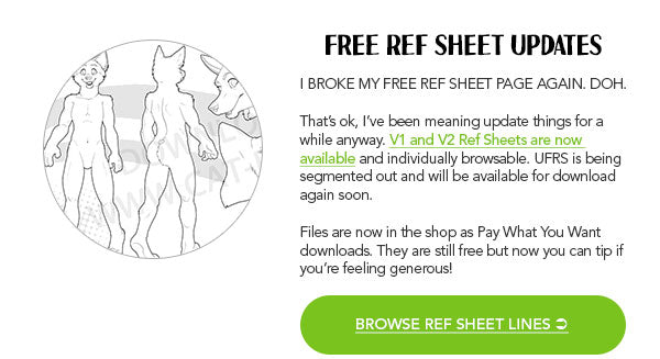 Download free reference sheet files from the Cat-Bird Shop