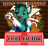 Thank you for your patronage, Chill!