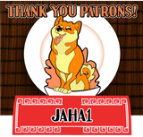 Thank you for your patronage, JaHa!