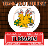 Thank you for your patronage, TLD!
