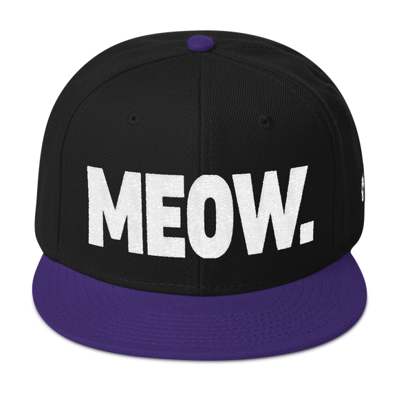 MEOW. Hat