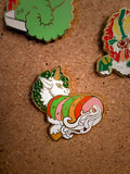 Sushi Tomodachi | Rainbow Roll Hard Enamel Pin