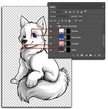 YCH File - Cutie (Canine)