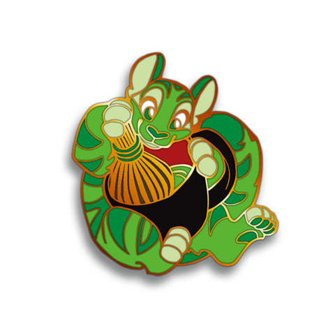 Sushi Tomodachi | Matcha Green Tea Hard Enamel Pin