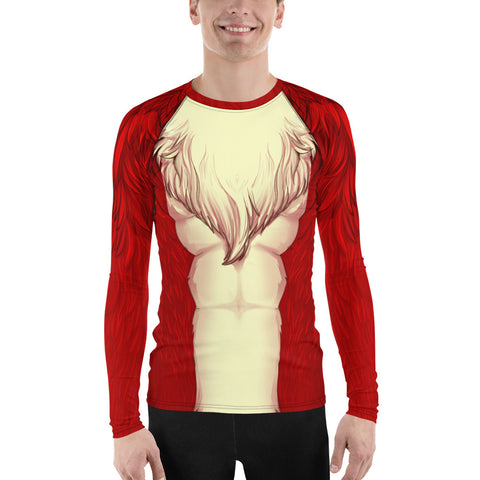 Foxy Guy Athletic Shirt in Red