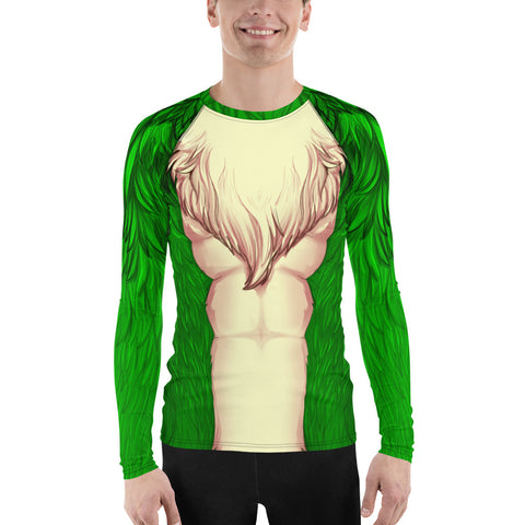 Foxy Guy Athletic Shirt in Green