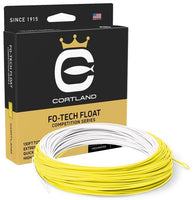 Cortland Competition Series Fo-Tech Floating Fly Line