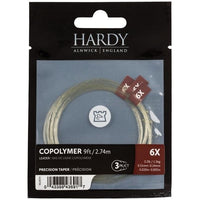 Hardy Copolymer Precision Taper Leaders