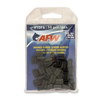 AFW Double Barrel Crimp Sleeves
