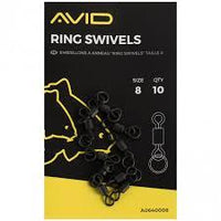 Avid Carp Ring Swivels