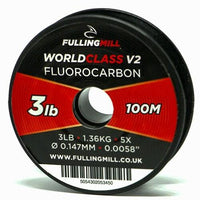Fulling Mill World Class Fluorocarbon V2 100M