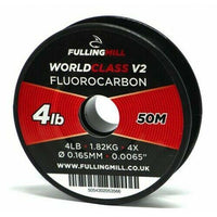 Fulling Mill World Class Fluorocarbon V2 50M