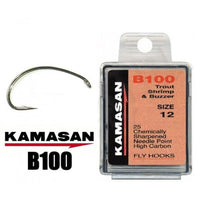 Kamasan B100 - Trout and Shrimp Buzzer