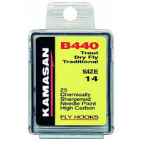 Kamasan B440 - Trout Dry Fly Traditional