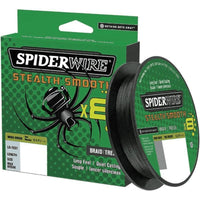 Spiderwire Stealth Smooth 8 Moss Green Braid