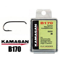 Kamasan B170 - Traditional Trout