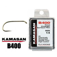 Kamasan B400 - Trout Emerger Surface Film