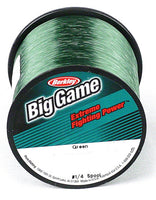 Berkley Big Game Green Mono Bulk Spool