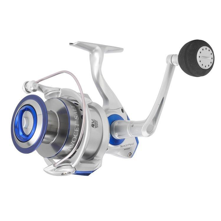 Mitchell Avocet Salt Spinning Reel Front Drag