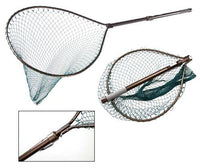 McLean Telescopic Hinged Handle Weigh Landing Net