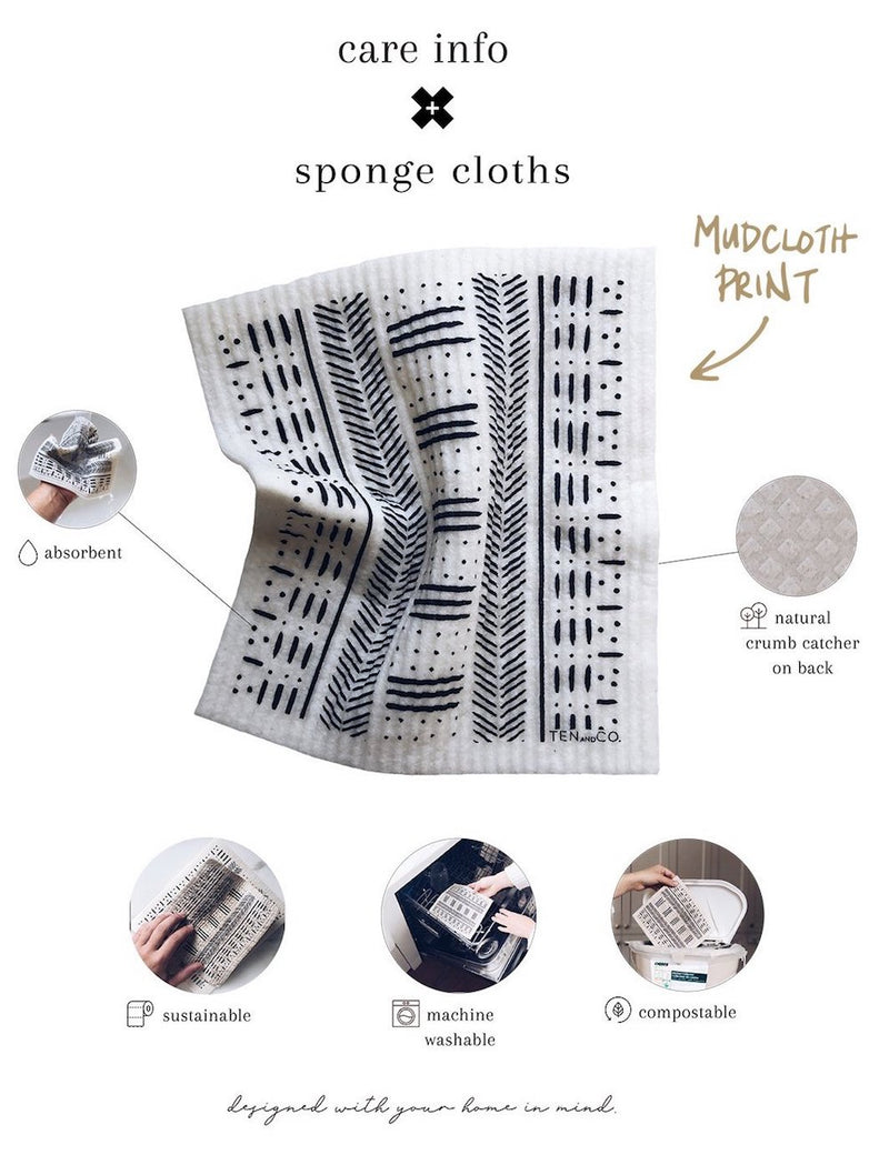Swedish Sponge Cloth Eco Product Details