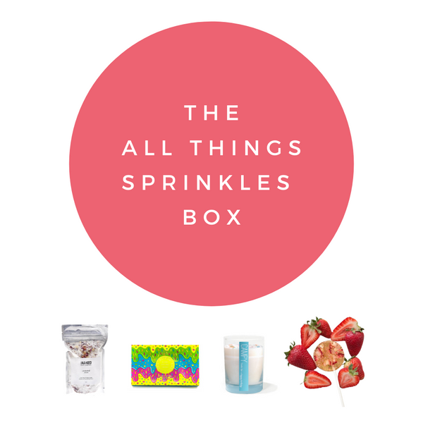 The All Things Sprinkles Box