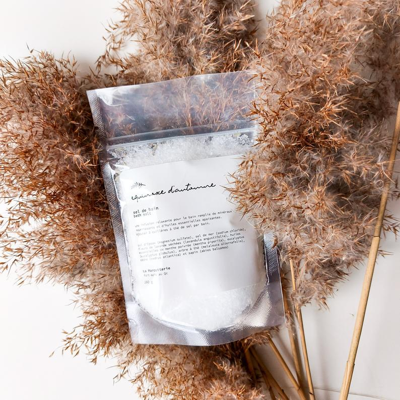 Autumn Equinox Bath Salts